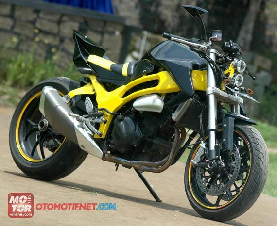 ninja 250 street fighter