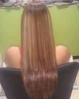 cabello claro