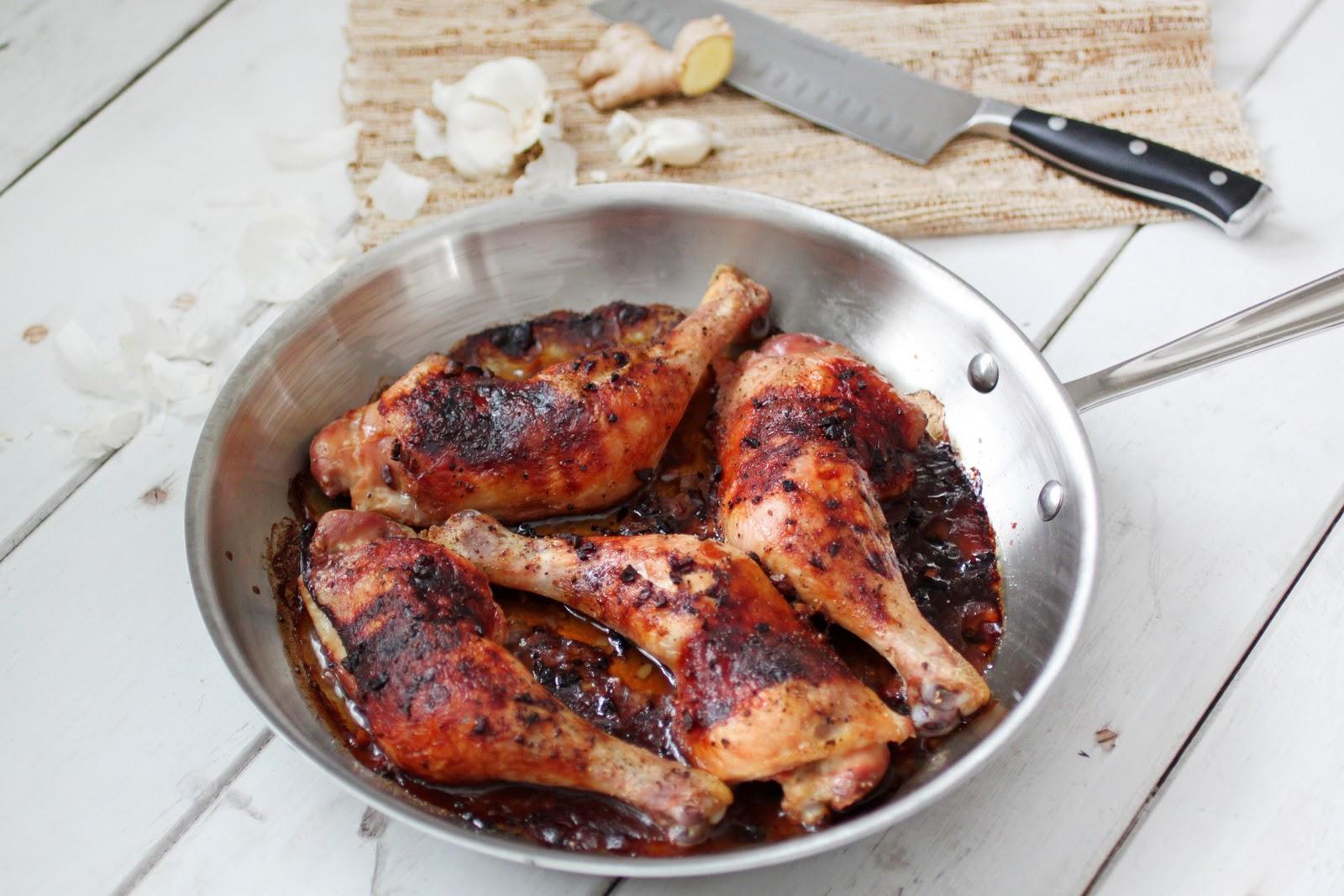 Garlic Ginger Chicken - Primal Palate | Paleo Recipes