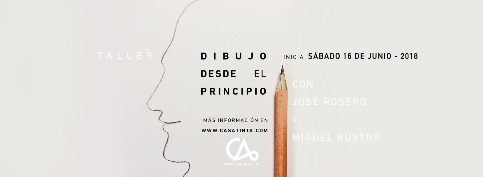 DIBUJO DESDE EL PRINCIPIO // 16 de junio