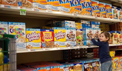Study Says Kids Cereals Actually Are Healthier, But The Ads Aren't