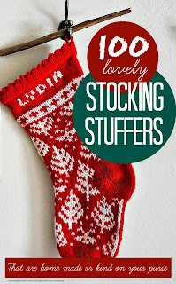 100 stocking stuffers