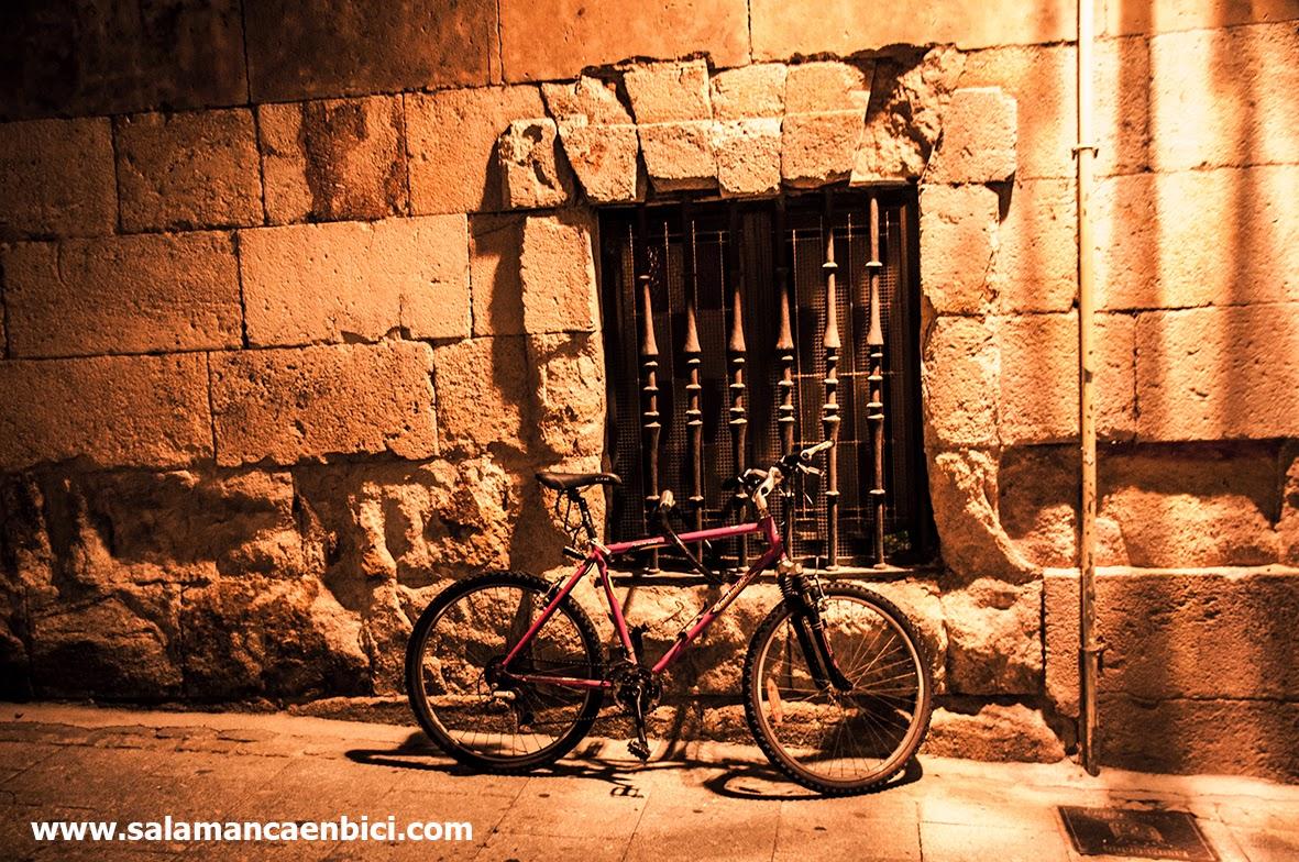 bicis salamanca carril bici salamanca