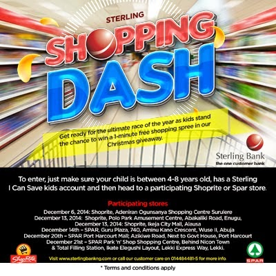 STERLING SHOPPING DASH  Click for shopping centers