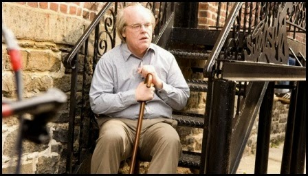 Philip Seymour Hoffman en Synecdoche, New York