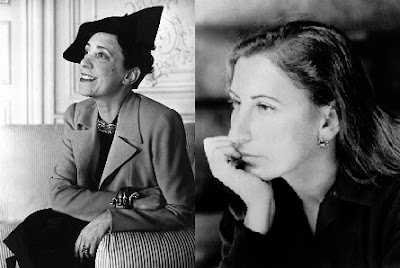 Elsa Schiaparelli and Miuccia Prada