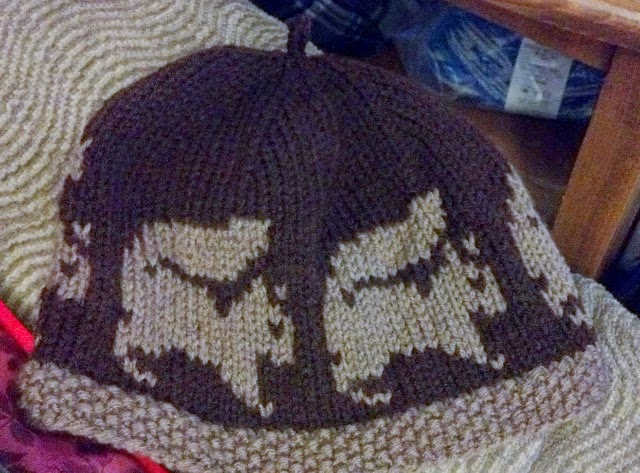 Knitting Pattern Adjustment Calculator : Knitting is Wunderbar!: Colorwork Hats Tutorial