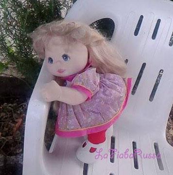 My Child doll Vintage Mattel 1988