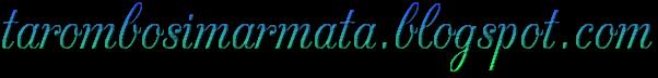 TAROMBO RUDOLF SIMARMATA