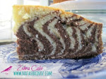 Zebra Cake!