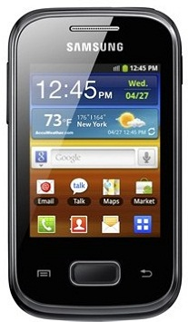 Samsung Galaxy Pocket Android Phone