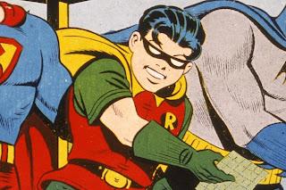 Робин в комиксах