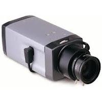 Kamera CCTV Model Box