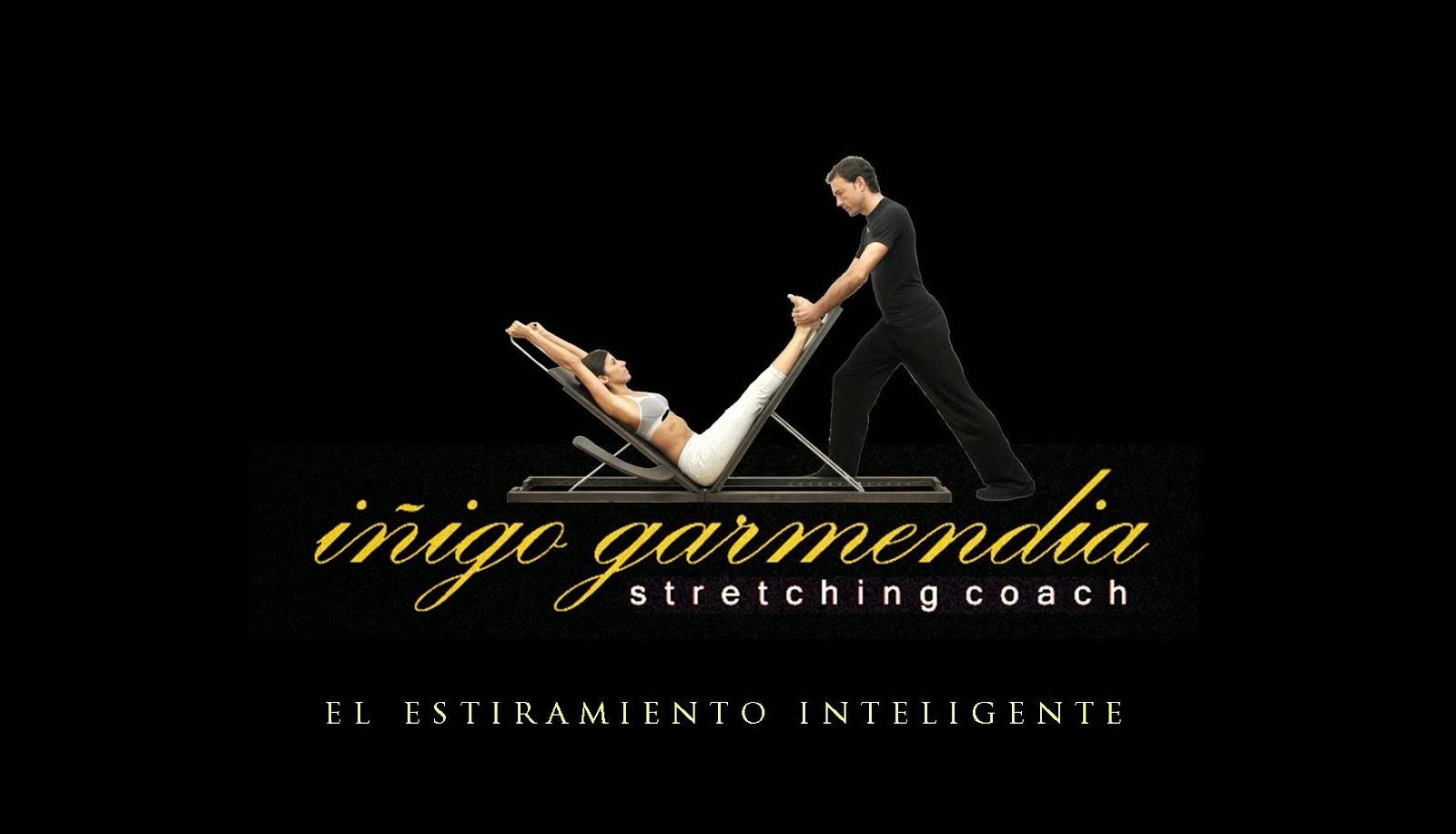 Iñigo Garmendia Stretching Coach. El estiramiento inteligente