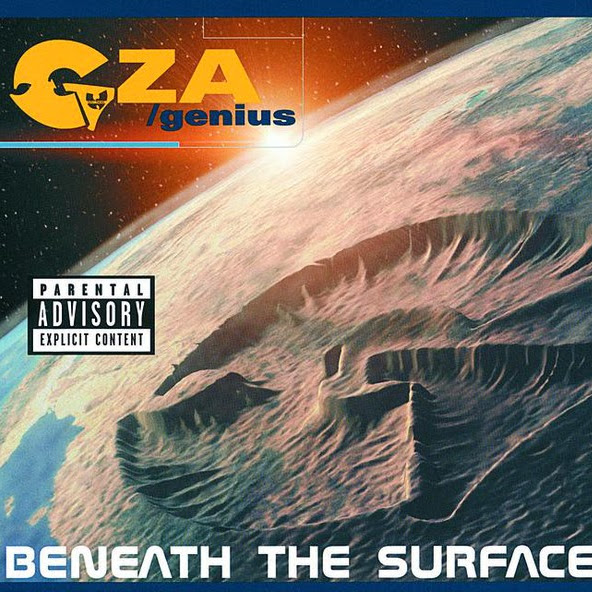 GZA the Genius - Beneath the Surface Cover
