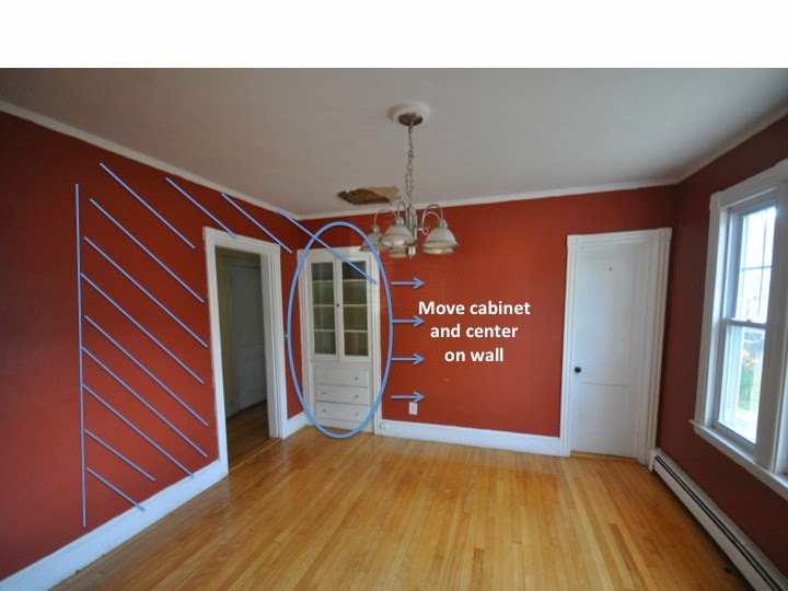 Eliminated The Hallway Between Dining Room And Kitchen It Was A Big Job Because They Were Load Bearing Walls But Look At Difference Makes