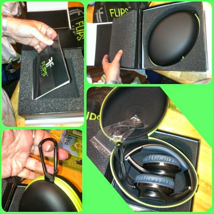 opening flips headphones 2