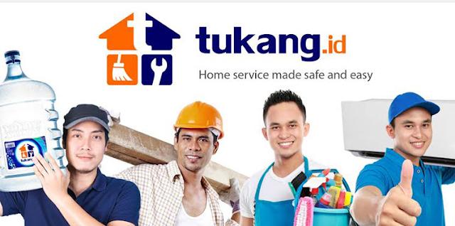 Layanan Jasa Online tukang.id memudahkan Perbaikan Ac dan Jasa Seputar Rumah Lainnya