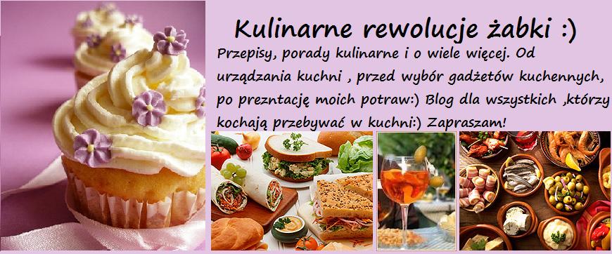 Kulinarne rewolucje żabki :)
