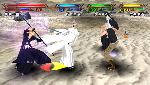 Bleach Heat The Soul 7 – (PSP)