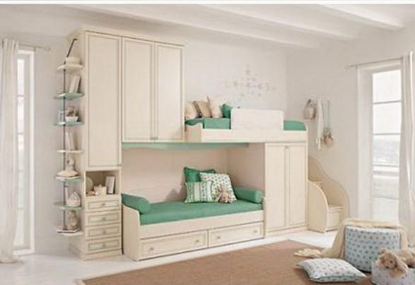 Dormitorios Cl Sicos Para Ni Os Infantil Decora