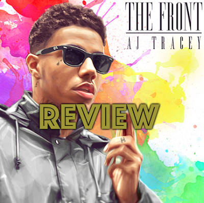 AJ TRACEY - THE FRONT EP REVIEW