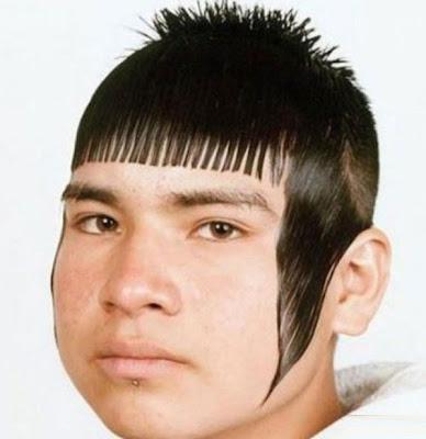 Potongan Rambut Paling Jelek Di Dunia