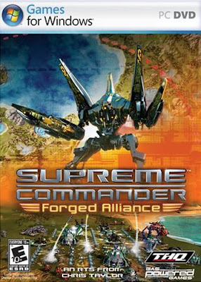 Supreme Commander 1 - Forged Alliance