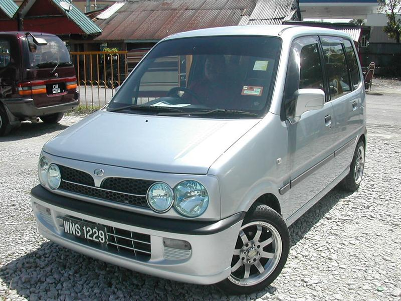 Automotive Database: Perodua Kenari