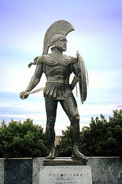 Leonedas King of Sparta