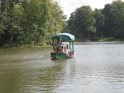 barche parco Lakienki