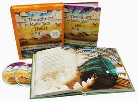 Thoughts to Make Your Hearts Sing Deluxe Edition gift set