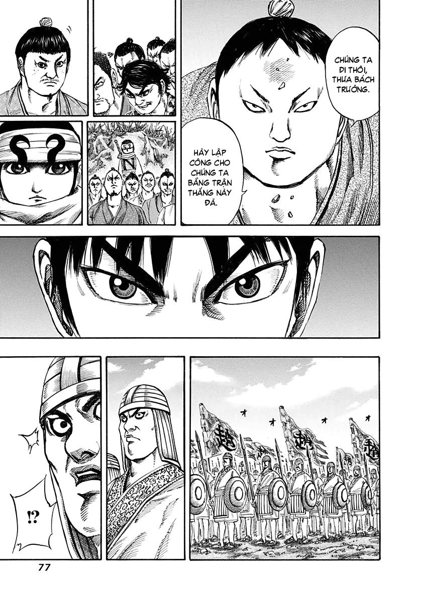 Kingdom – Vương Giả Thiên Hạ (Tổng Hợp) chap 122 page 17 - IZTruyenTranh.com