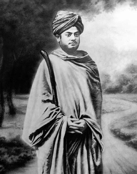 Swami Vivekananda, the indian  monk