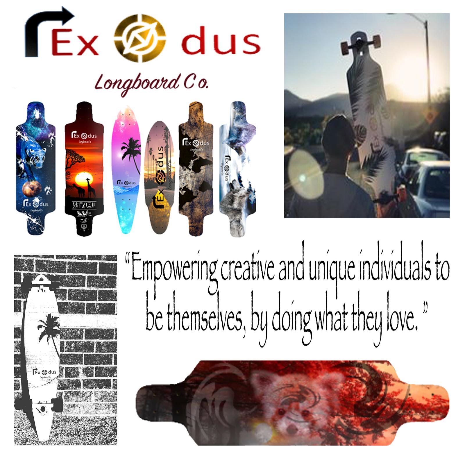 Exodus Longboard Company