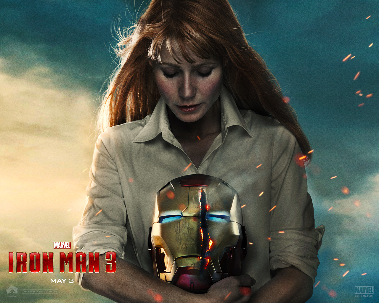 Iron Man 3 wallpaper 1280x1024 008