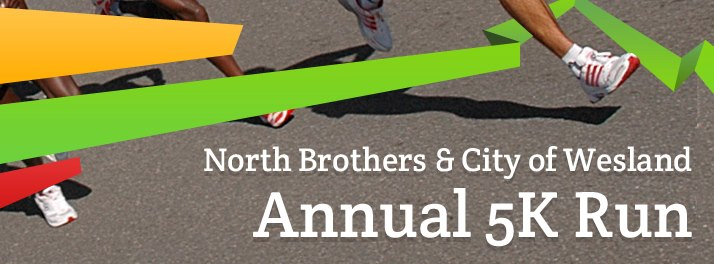 North Brothers Ford & City Of Westland 5K Fun Run