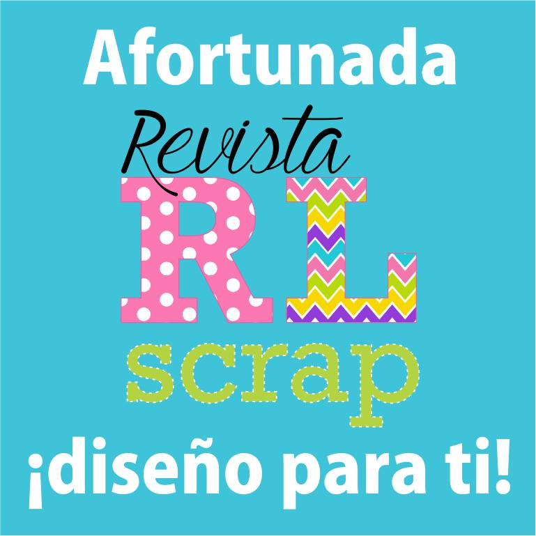 Revista RL Scrap by Silvia Barrera