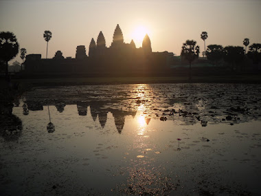 Angkor Wat, Cambodia.