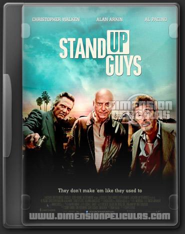 Stand Up Guys (DVDRip Ingles Subtitulada) (2012)
