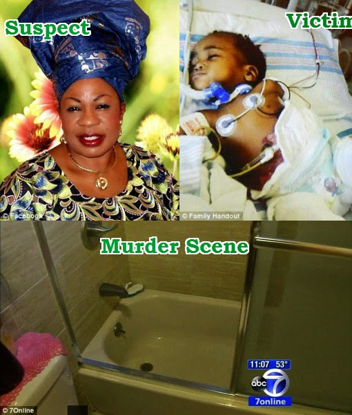 photos nigerian nurse killed disabled baby with hot water in new york oluyemisi adebayo. Black Bedroom Furniture Sets. Home Design Ideas