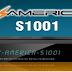 Atualização Azamerica S1001_V1.09.13467de 28/02/2015