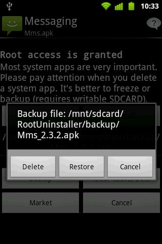 Root Uninstaller Pro V7.6 Apk