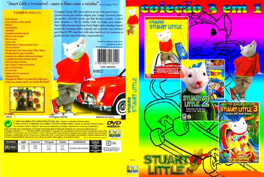 Stuart little 3 bigtits - 4