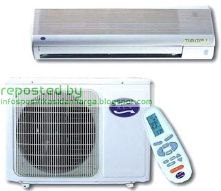 Harga AC Split 1/2 PK Air Conditioner Terbaru 2012