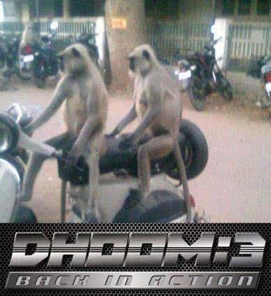 Dhoom Amir Khan Funny Pictures Jokes