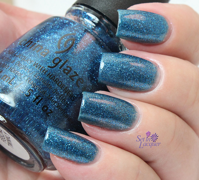 China Glaze - Feeling Twinkly
