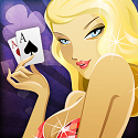 Texas HoldEm Poker Deluxe App iTunes App Icon Logo By IGG.COM - FreeApps.ws