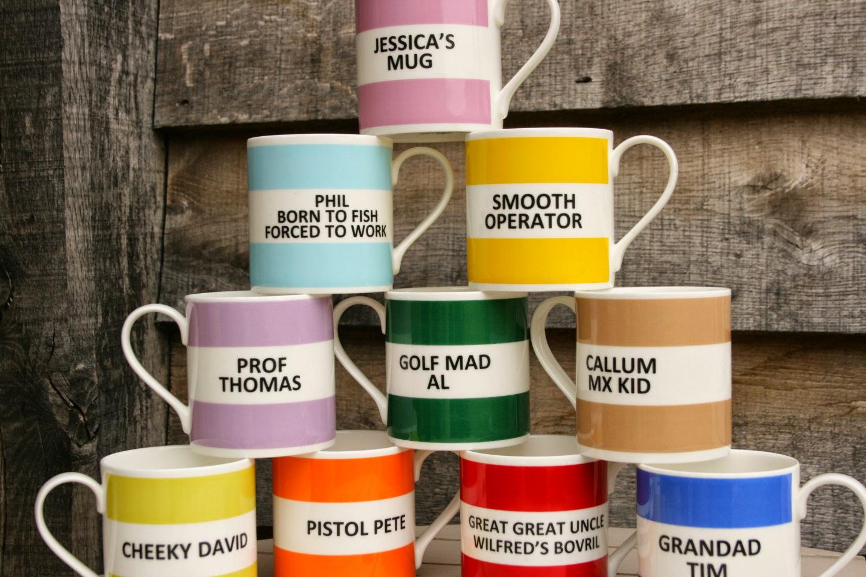 Penguin Book Cover Mugs ~ Penguin books mug home safe