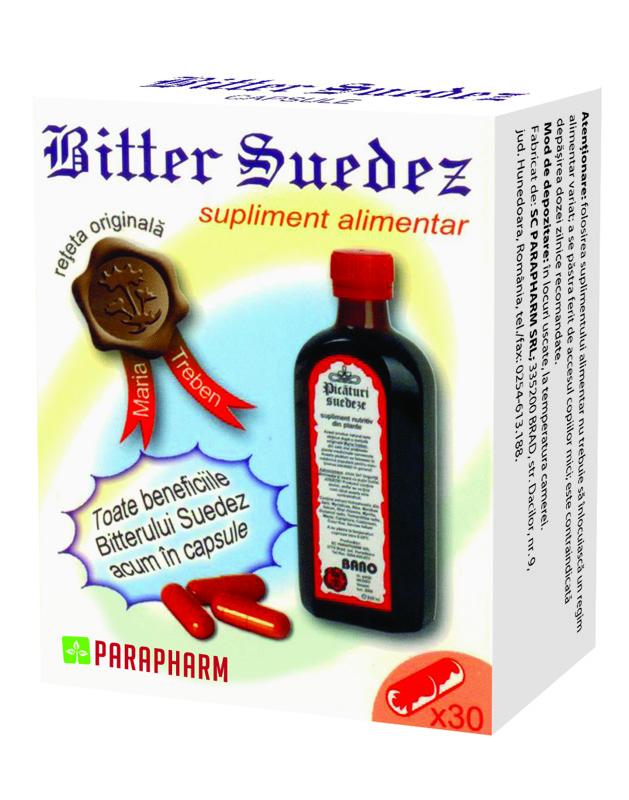 Bitter Suedez capsule